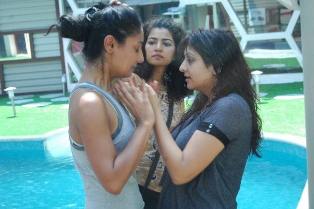 Mahek Salman links bigg boss