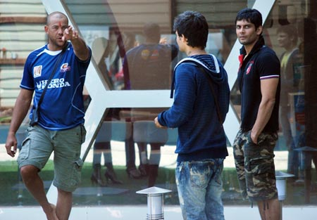 andrew symonds on bigg boss