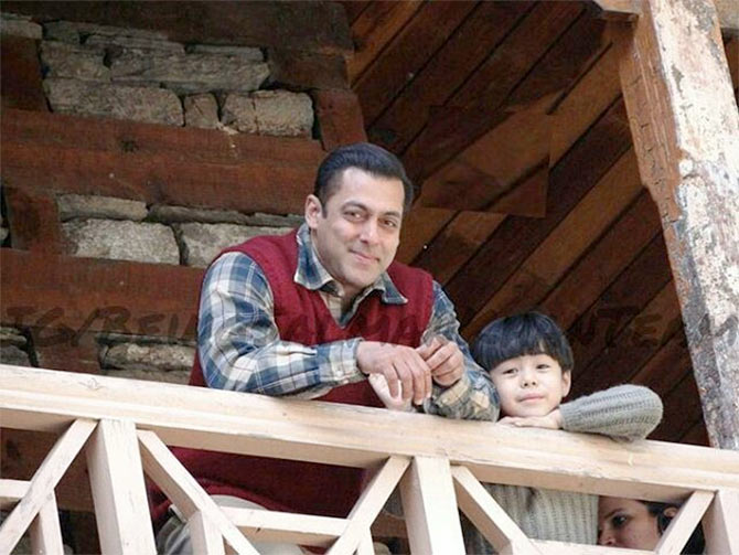 Salman Tubelight Photos And Wallpapers Being Salman Khan