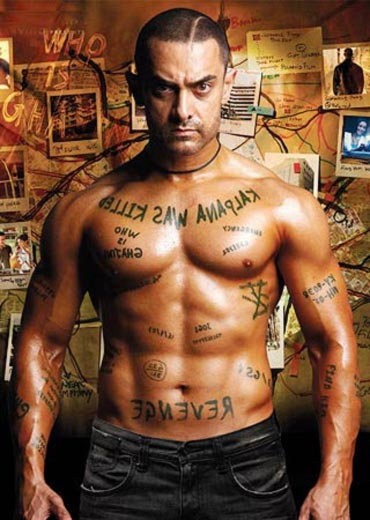 Aamir Khan body