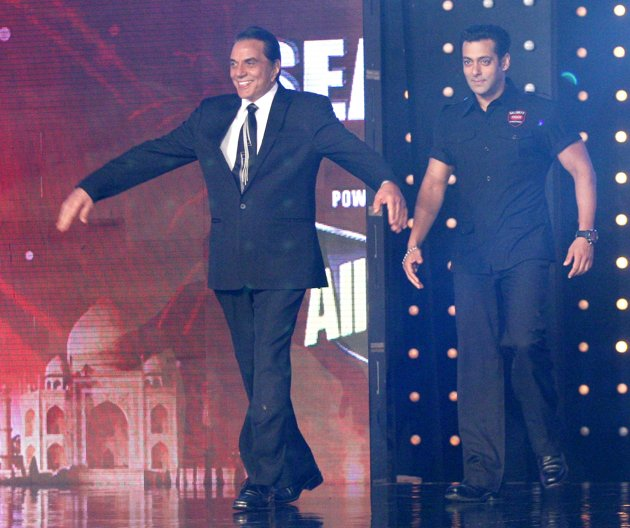 Sallu Bodyguard india got talent