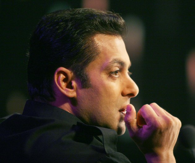 Sallu <br>salman india got talent