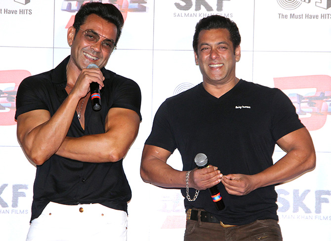 Race 3 Salman and Bobby